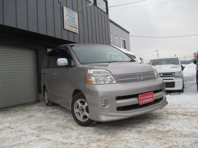 トヨタ Z 煌 4WD 4ナンバー登録