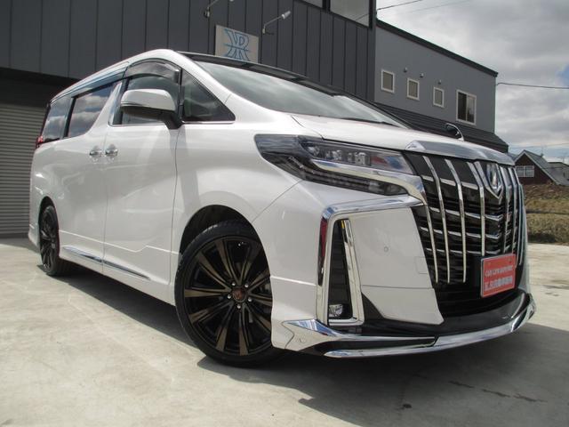 トヨタ 2.5S Cパッケージ 4WD モデリスタフルエアロ ETC