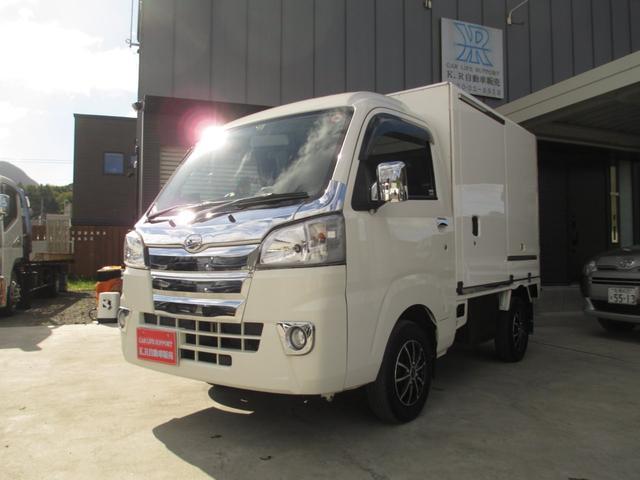 ダイハツ 冷蔵冷凍車 4WD