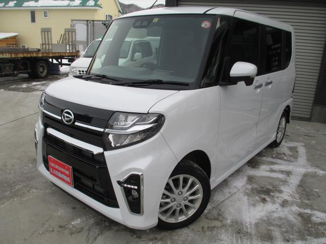 ダイハツ カスタムRSセレクション 4WD