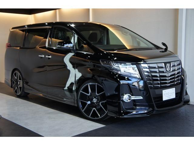 トヨタ 2.5S 4WD WALDコンプリート 新車未登録車