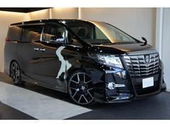 アルファード2.5S 4WD WALDコンプリート 新車未登録車