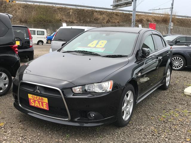 三菱 スポーツ 4WD スマートキー HDDナビTV HID