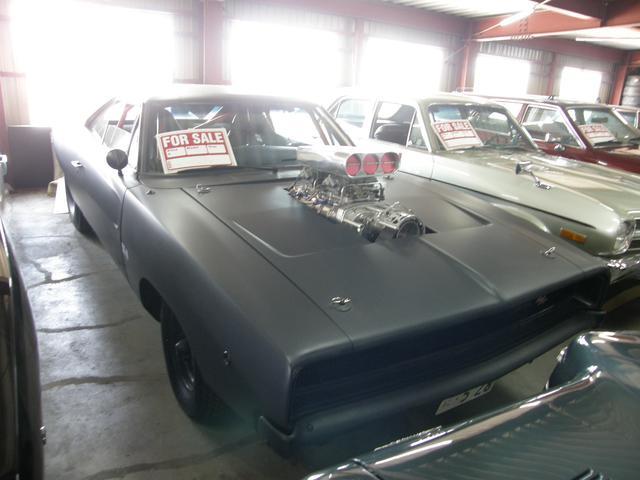 ダッジ 1968 528HEMI