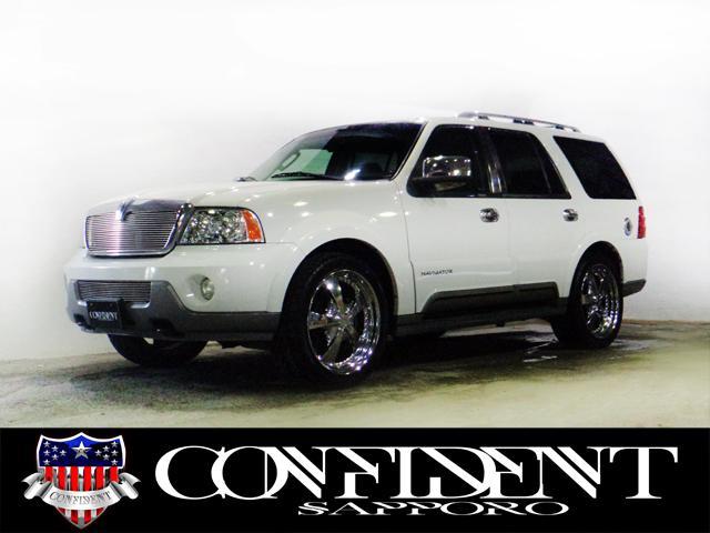 リンカーン アルティメイト 4WD バネサス 社外23インチ 走行証明付