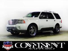 リンカーン ナビゲーターアルティメイト 4WD バネサス 社外23インチ 走行証明付