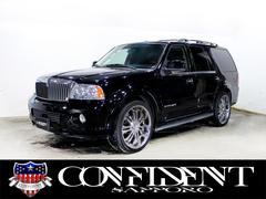 リンカーン ナビゲーターアルティメイト 4WD 24インチ 新車並行車