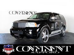 リンカーン ナビゲーターアルティメイト4WD 新車並行車