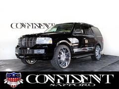 リンカーン ナビゲーターアルティメイト 4WD 走行証明書付き