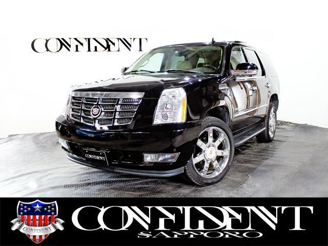 キャデラック AWD クライメイトパッケージ  新車並行車