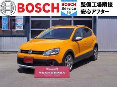 VW ポロクロスポロ 社外ナビ ETC