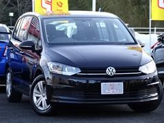 VW ゴルフトゥーランTSI トレンドライン ワンオーナー 7人乗り
