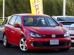 VW ゴルフGTI 純正ナビTV 純正17AW キセノンライト