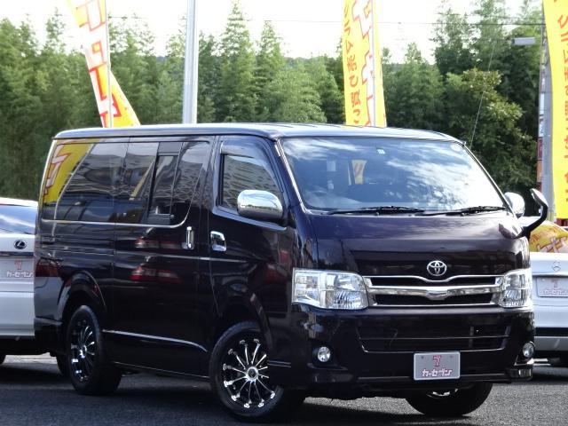 トヨタ ロングスーパーGLプライムSE 外ナビTV Bカメラ 外AW