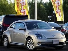 VW ザ・ビートルデザイン 純正ナビTV キセノン プッシュスタート