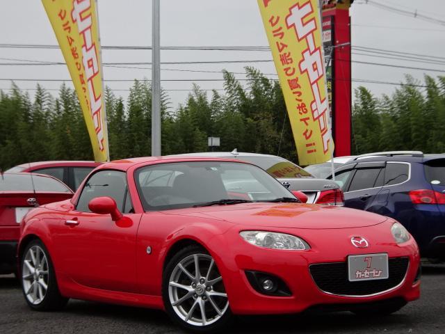 マツダ RS RHT 電動オープン 社外車高調 6速マニュアル