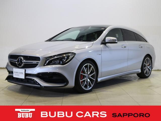 メルセデスAMG CLA45 4MATIC ShootingBrake ルーフ