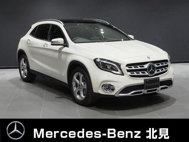 メルセデス・ベンツ GLA220 4マチック