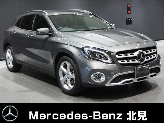 メルセデス・ベンツ GLA220 4マチック ターボ スマートキー 18アルミ