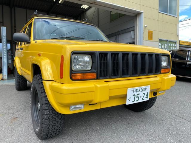 クライスラー・ジープ リミテッド 4WD レザーパワーシート 認証工場販売車輛