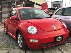 VW ニュービートルEZ タイミングベルト・ウォーターポンプ交換済 HID