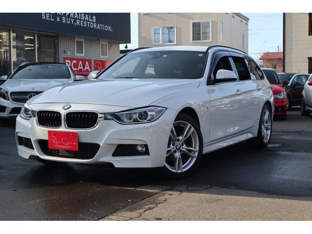 BMW 3シリーズ 320i xDriveツーリング Mスポーツ ナビ Bカメラ パワーゲート ETC