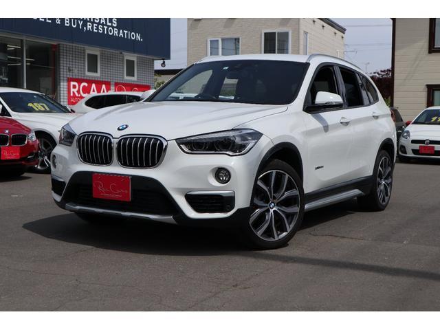 BMW X1 xDrive 25i xライン 純正ナビ Bカメラ インテリジェントセーフティーパッケージ