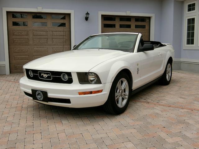 フォード V6 コンバーチブル/ワンオーナー/電動オープン/社外CD