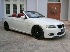BMW335iカブリオレ Mスポーツパッケージ/社外AW/革シート