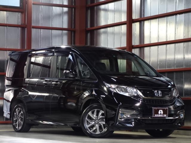 ホンダ スパーダ・クールS Hセンシング 9型ナビ 後席M 4WD