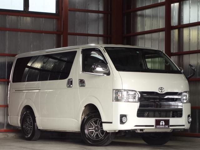 トヨタ DX GL PKG 4WD SDナビTV 5ドア 車検取得