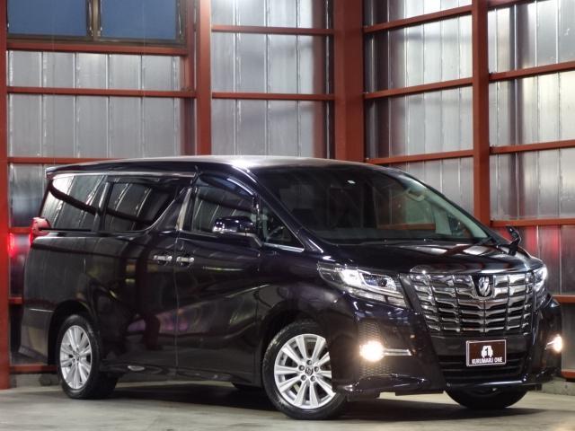 トヨタ 2.5S Aパッケージ 4WD 10型ナビTV 後席M