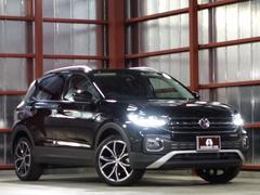 VW T−クロス登録済み未使用車 1stプラス NEWサービスプラス加入済み