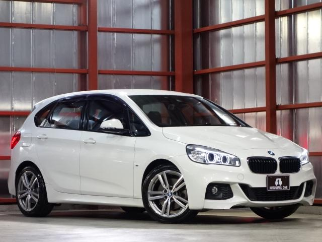 BMW xDrive アクティブT Mスポ 車検整備付 冬T有