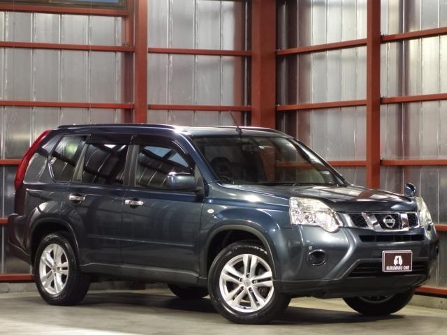 日産 20X 4WD 純正HDDナビTV インテリキー 車検整備付