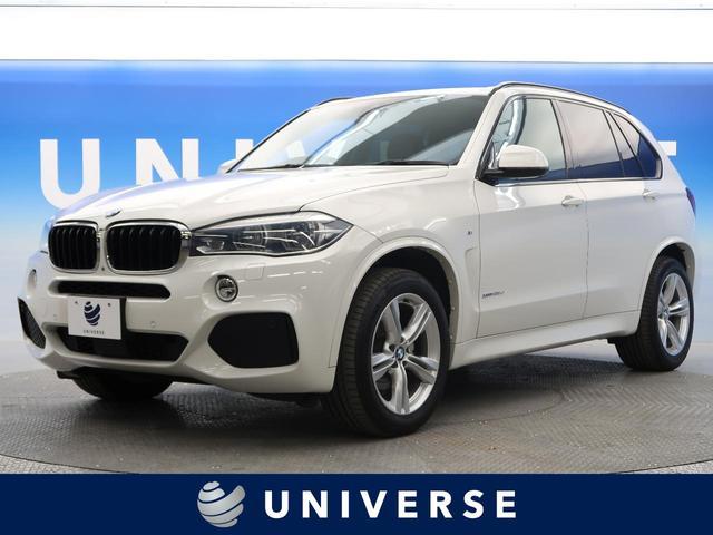 BMW xDrive 35d Mスポーツ アダプティブLED 禁煙車