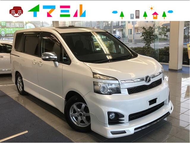 トヨタ ZS 純正ナビ サンルーフ 両側PSドア Bカメラ