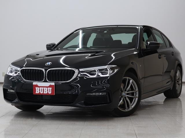 BMW 523d xDrive Mスピリット BMWアダプティブLED インテリジェントセーフティ ステアリングサポート パーキングアシスト アンビエントライト 全方位カメラ ACC M18intAW