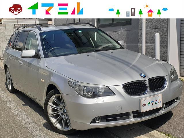 BMW 5シリーズ 525iツーリング MスポーツAW キーレス ETC