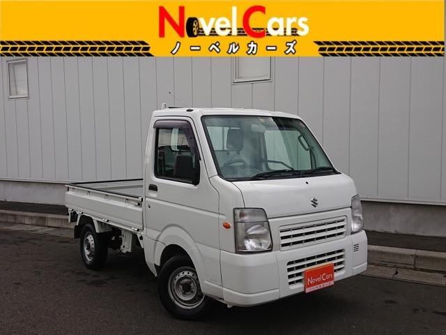 スズキ FC エアコン・パワステ 4WD マニュアル5速
