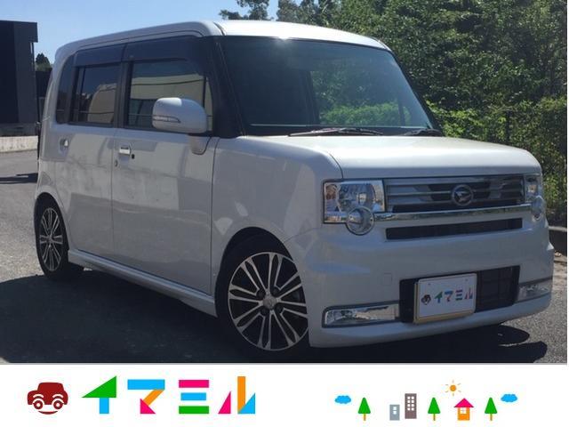 ダイハツ カスタム X VS 車検R5年2/26 純正メモリーナビTV