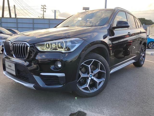 X1(BMW) xDrive 18d xライン 認定中古車ACCヘッドアップディスプレイ 中古車画像