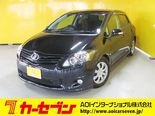 トヨタ 150X Sパッケージ 社外HDDナビ フルセグTV