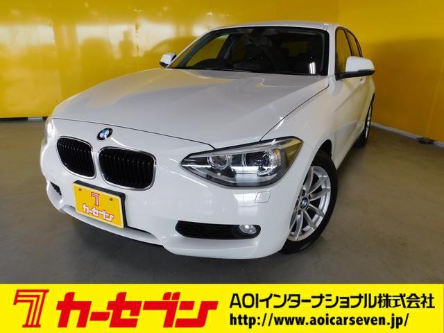 BMW 120i  パワーシート 純正16インチアルミ