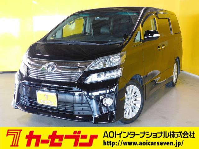 トヨタ 2.4Z Gエディション メモリナビ フルセグ 両側パワスラ
