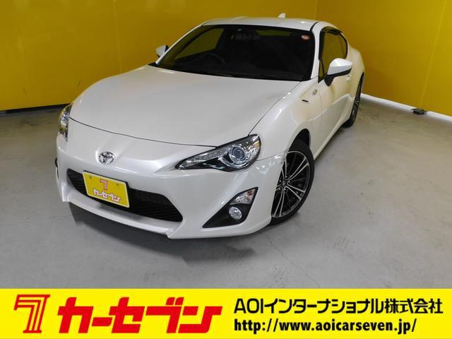 トヨタ GT  純正SDナビ フルセグTV CD HID