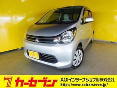 eKワゴンM 社外SDナビ ワンセグTV CD シートヒーター