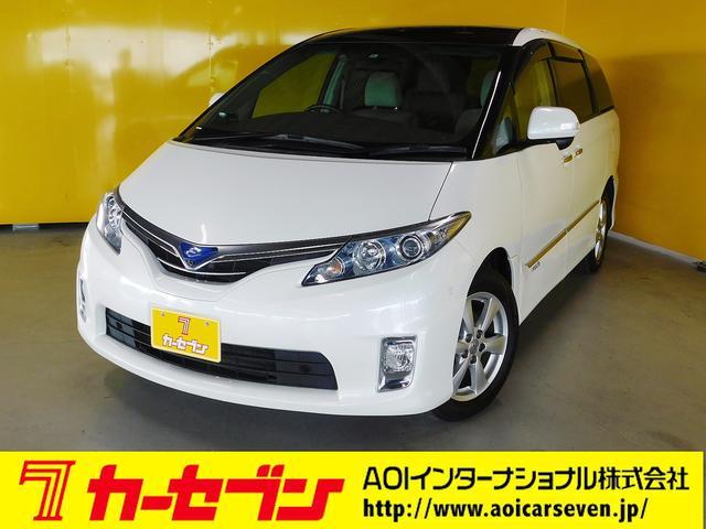 トヨタ G サンルーフ HDD8インチナビ フルセグ 両側電動Sドア