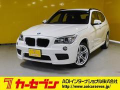 BMW X1sDrive 20i Mスポーツ  純正ナビ フルセグTV
