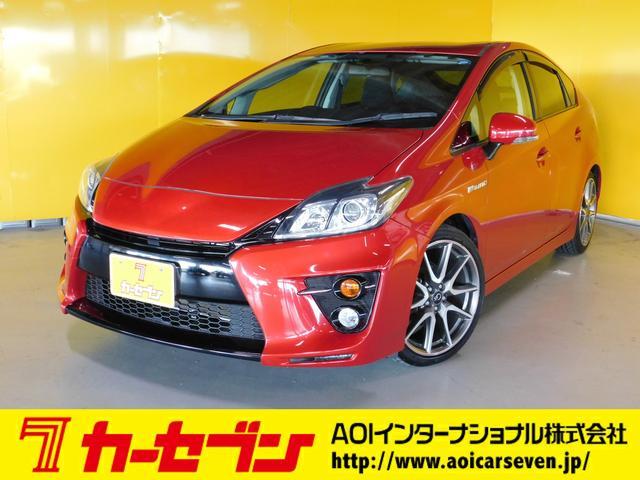 トヨタ Sツーリングセレクション・G's純正SDナビ フルセグTV